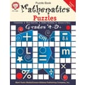 Mark Twain Mathematics Puzzles Resource Book