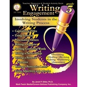 Mark Twain Writing Engagement Resource Book, Grade 5