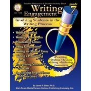 Mark Twain Writing Engagement Resource Book, Grade 7