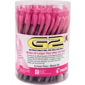Pilot G2 BCA Gel Retractable Pens, Fine Point, Black, 48/Tub