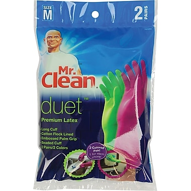 Mr. Clean Gloves, Duet, Medium