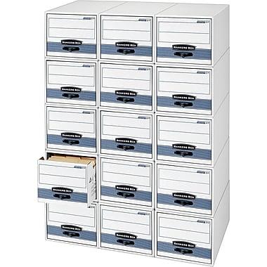 Bankers Box® – Tiroir de rangement Stor/Drawer® Steel Plus™, format lettre