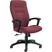 Global Synopsis™ 32% Polyester, 68% Olefin High Back Tilter Chairs
