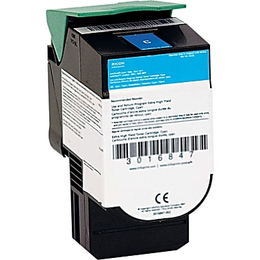 InfoPrint A11 Cyan Toner Cartridge (39V2431), Extra High Yield