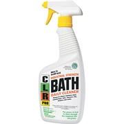 CLR Pro® Bath Daily Cleaner, Light Lavender, 32 oz. Pump Dispenser