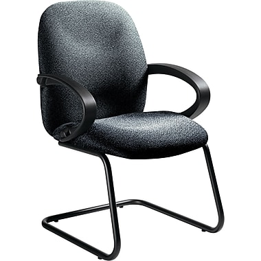 Global Enterprise® 100% Polypropylene Side Arm Chair, Stone