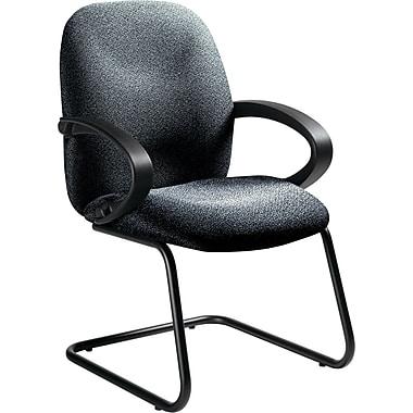 Global Enterprise® 100% Polypropylene Side Arm Chair, Stone