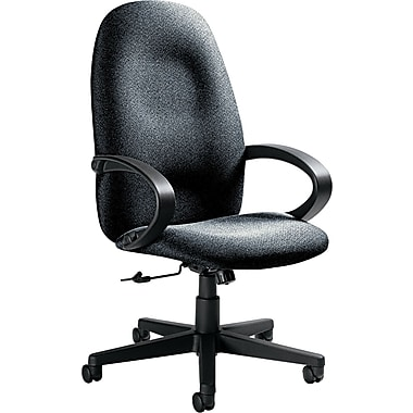 Global Enterprise® High Back Polypropylene Swivel/Tilt Chair, Stone