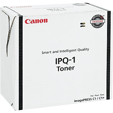 Canon IPQ-1 Black Toner Cartridge (0397B003AA), Standard