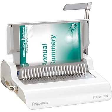 Fellowes Pulsar+ Manual Comb Binding Machine