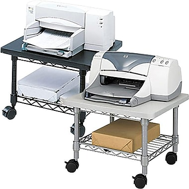 Safco® – Support pour imprimante/télécopieur sous le bureau