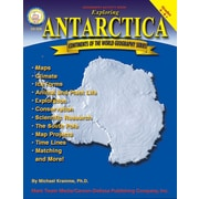 Mark Twain Exploring Antarctica Resource Book, Grades 4 - 8+
