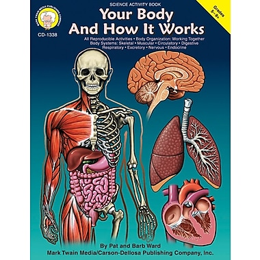 Mark Twain Your Body and How it Works Resource Book