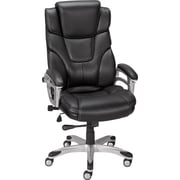 Staples Baird Bonded Leather Managers Chair