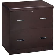 Z-Line 2 Drawer Lateral File, Espresso,Letter/Legal, 29''W (ZL8880-23LFU)