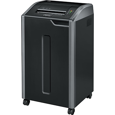 Fellowes Powershred 425Ci 28-Sheet Jam Proof Cross-Cut Shredder