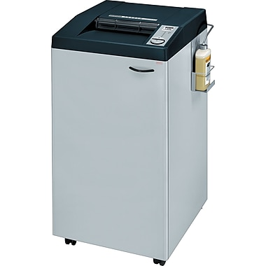 Fellowes ® Powershred ® C-525C Continuous-Duty Shredder, 34 Sheet Capacity, 24 ft/min Speed