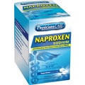 PhysiciansCare Naproxen Sodium (Aleve) 50 packets/box, 2 boxes/pack