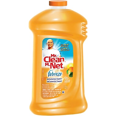 Mr. Clean® Disinfectant Multi-Purpose Cleaner