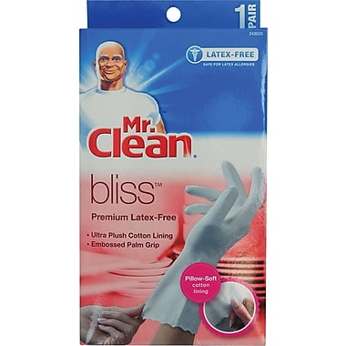 Mr. Clean Gloves, Bliss, Medium
