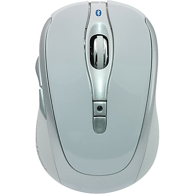 Gear Head Bluetooth 3.0 Wireless Optical Mice for Mac®, White