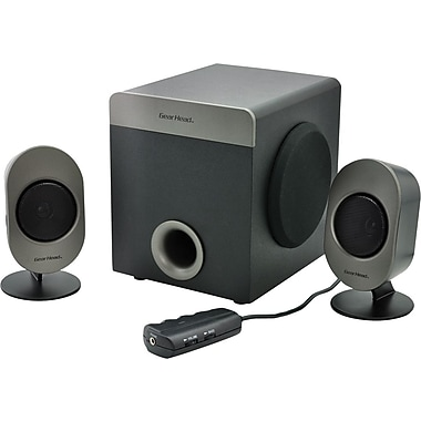 Gear Head 2.1 Studio Pro Speaker System