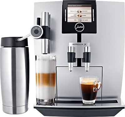 Jura Capresso Espresso Machine, IMPRESSA J9 One Touch 408416