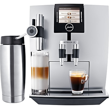 Jura Capresso Espresso Machine, IMPRESSA J9 One Touch