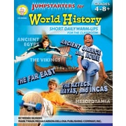 Mark Twain Jumpstarters for World History Resource Book