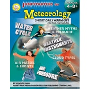 Mark Twain Jumpstarters for Meteorology Resource Book
