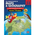 American Education The Complete Book of Maps and Geography Workbook