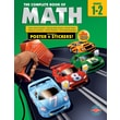 American Education The Complete Book of Math Workbook, Grades 1 - 2