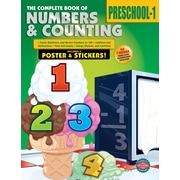 American Education The Complete Book of Numbers & Counting Workbook