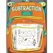 Frank Schaffer Subtraction Workbook