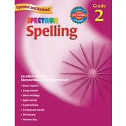 Spectrum Spelling Workbook, Grade 2
