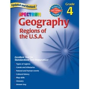 Spectrum 0769687245 Grade 4 Geography Workbook
