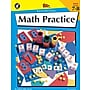 Instructional Fair Math Practice Resource Book, Grades 7