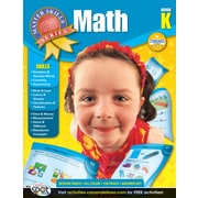 American Education Math Workbook, Grade K