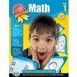 American Education Math Workbook, Grade 1