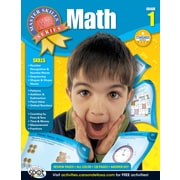 American Education Math Workbook, Grade 1