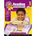 American Education Reading Comprehension Workbook, Grade 3
