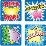 Carson-Dellosa Stars Motivational Stickers, Stars, All Grades