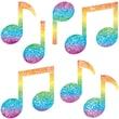 Carson-Dellosa Music Notes Dazzle™ Stickers