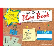 Carson-Dellosa The Deluxe Plan Book Resource Book