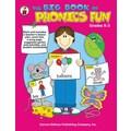 Carson-Dellosa The Big Book of Phonics Fun Resource Book