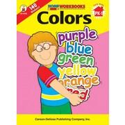 Carson-Dellosa Colors Workbook