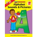 Carson-Dellosa Alphabet Sounds & Pictures Workbook