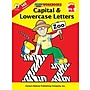 Carson-Dellosa Capital & Lowercase Letters Workbook