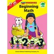 Carson-Dellosa Beginning Math Workbook