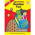 Carson-Dellosa Number Fun Workbook